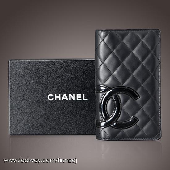 962953aaebf 새상품급*샤넬 깜봉 램스킨 블랙 장지갑 샤넬지갑 명품지갑 여자지갑 CHANEL